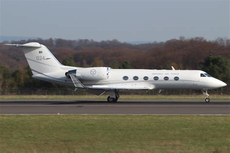 File Ee  Gulfstream Iv Ee   Sweden Air Force  Lux