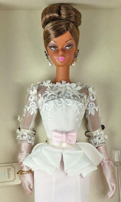2012 Barbie Collector • Bfmc Silkstone Atelier Evening