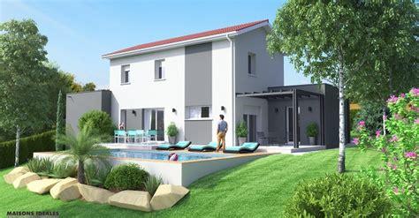 maison moderne sur terrain en pente construction maison terrain en pente evtod