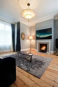 Color, Ideas, For, Living, Room, U2013, Gray, Walls, Paint