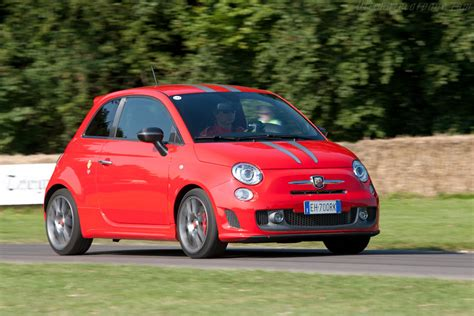 Abarth 695 Tributo by Fiat Abarth 695 Tributo 2011 Goodwood Festival