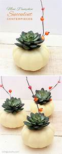 Diy, Fall, Centerpieces, You, Will, Fall, In, Love, With