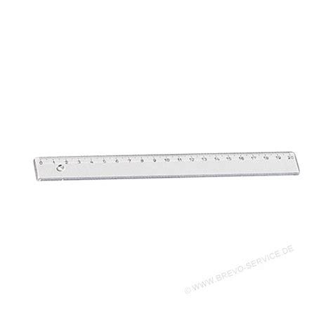 Interessieren sie sich für das werbegeschenk lineal 20 cm ? Lineal OT1520 20 cm klar, brevo-service.de
