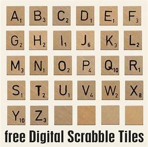 scrabble tiles font google zoeken printables With photo letter art tiles