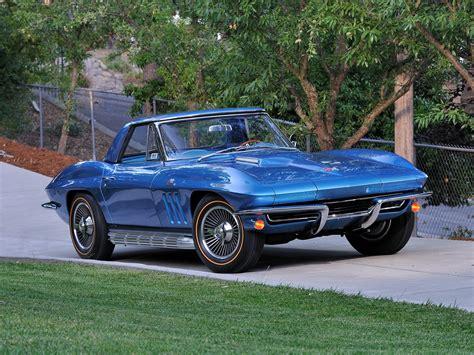 1965, Chevrolet, Corvette, Stingray, L78, 396, 425hp ...