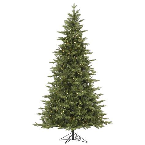 12 foot artificial balsam fir christmas tree italian led