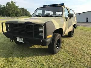 1986 Cucv M1009 Military K5 D10 Blazer 11k Miles 6 2l