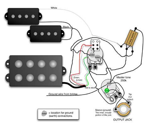 Bass Musicman Humbucker Wiring Diagram Question