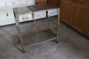 Vintage Industrial Möbel : industrial design schreibtisch antik ~ Markanthonyermac.com Haus und Dekorationen