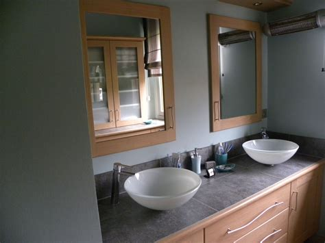 cuisiniste salle de bain salle de bains contemporaine bois gilles martel