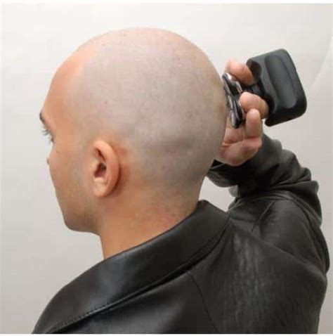 guide electric shavers razors bald heads