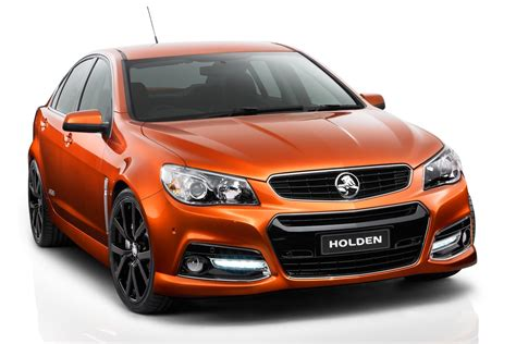 New Holden Vf Commodore Ssv Previews Chevrolet Ss