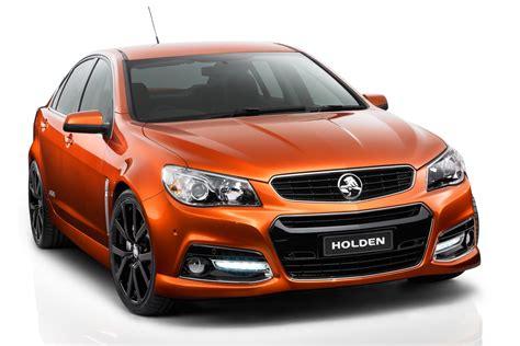 New Holden Vf Commodore Ssv Previews Chevrolet Ss