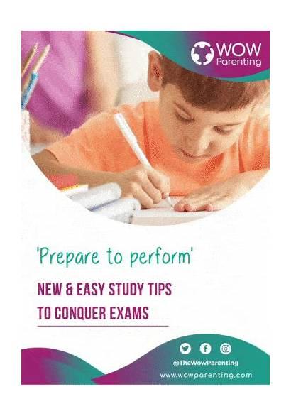 Exams Coming Exam Quick Easy Prepare Child