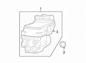 New Genuine Oem Mopar Anti Lock Brake System Abs Module