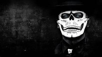 Skull Spectre Face Cool Screen Skeleton Wallpapers