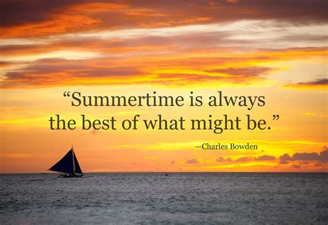 summer inspirational quotes 42 of the most beautiful literary quotes about summer