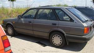 1990 Nissan Sunny - Overview