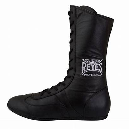 Reyes Boxing Cleto Stivaletti Boxe Boots Leather