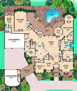 House, Plan, 5445-00143