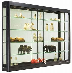 Wall Units: interesting built in wall display case Wall