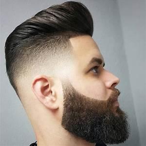 Dégradé Barbe Homme : degrade homme avec tondeuse les bons tuyaux ~ Melissatoandfro.com Idées de Décoration