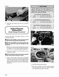 Arctic Cat 250 Carburetor Adjustment