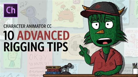 advanced rigging tips adobe character animator