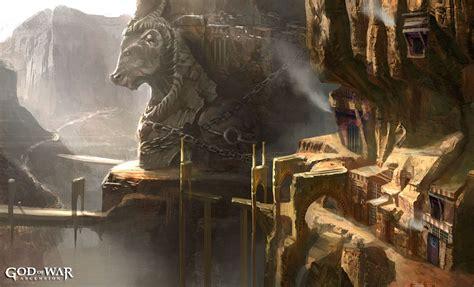 God Of War Ascension Concept Art Concept Art