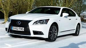 Lexus LS Review Top Gear