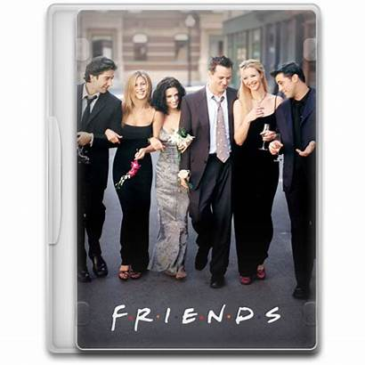 Friends Icon Tv Icons Firstline1 Mega Pack