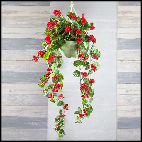 outdoor flowers artificial hanging flowers outdoor artificial vines faux vines