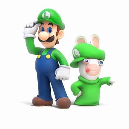Mario Rabbids Luigi Kingdom Battle Rabbid Switch