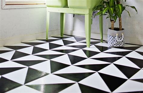 linoleum flooring black and white elegant nuance with black and white linoleum flooring flooring ideas floor design trends