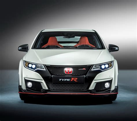 New Honda Civic Type R by Meet The All New 310ps Honda Civic Type R