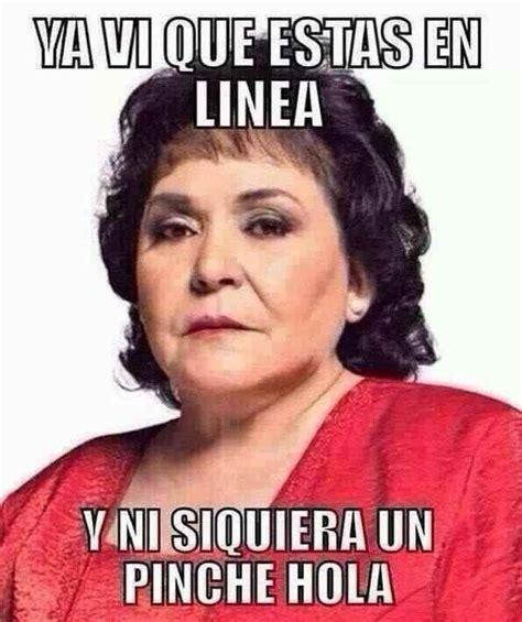Carmen Meme - cuando alguien te ignora en internet my mom un and mom