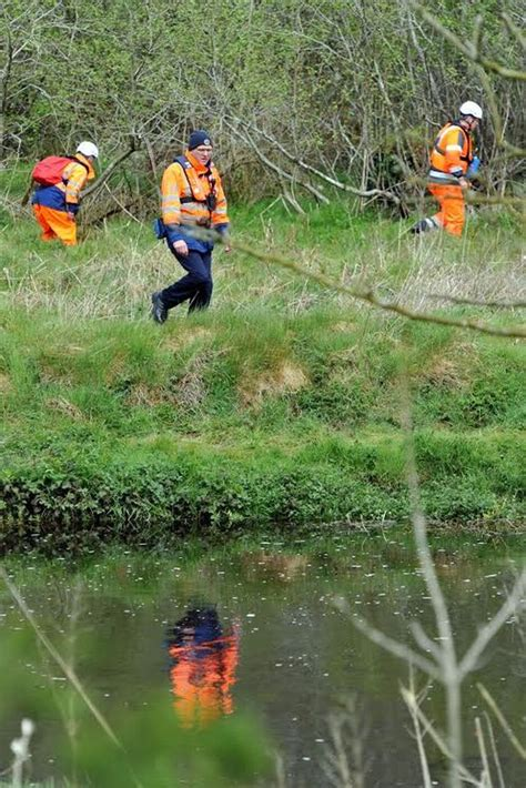 Police And Rescue Teams Searching For Missing Ballymena