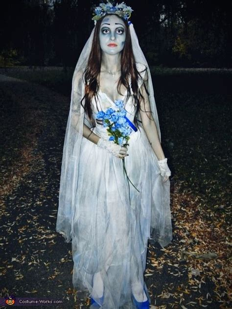 corpse bride halloween costume contest at costume works