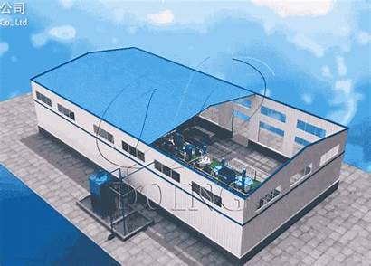 Oil Refinery Refining Cooking Machine Doing Sd