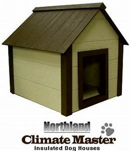 Kennel deck dog houses insulated dog house for Best insulated dog house for cold weather