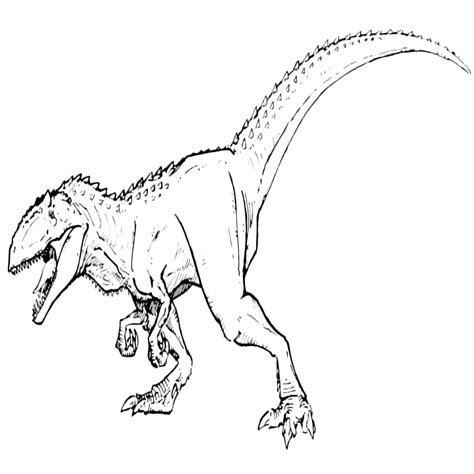 disegni  dinosauri da colorare pertinente   rex da