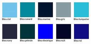 toutes les couleurs bleu With couleur avec bleu marine