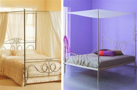 Letto Baldacchino Moderno by Il Letto A Baldacchino Con Un Design Moderno Pagina 2 Di 4
