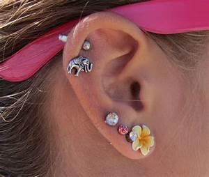 Cute Ear Piercings Tumblr Wallpaper