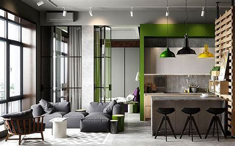 small studio apartment design ideas  modern tiny clever interiorzine