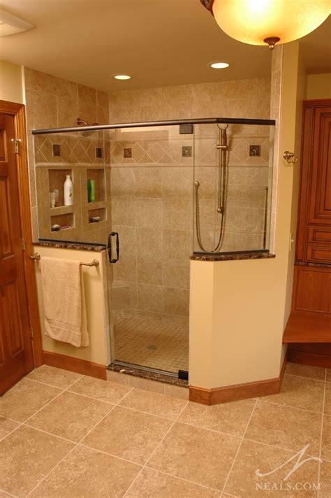 Bathroom Remodel Shower by Walk In Shower Bathroom Remodel West Chester Oh