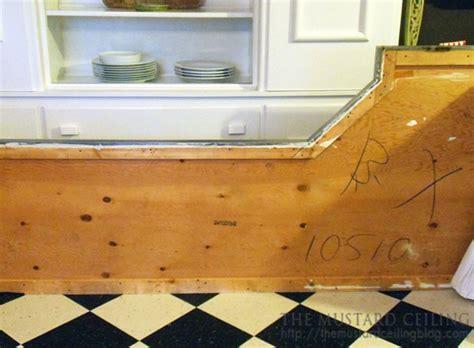 Remodelaholic   $100 Wooden Countertops Tutorial