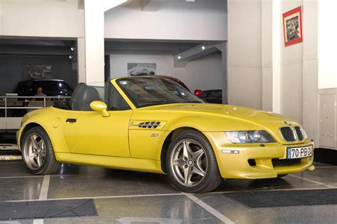 Bmw Z3 Roadster by Bmw Z3 M Roadster S54 Fs Autom 243 Veis