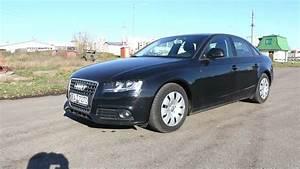 Audi A4 2008 : 2008 audi a4 start up engine and in depth tour youtube ~ Dallasstarsshop.com Idées de Décoration