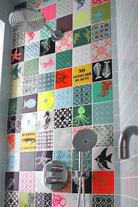 Carreaux De Ciment Adhesif Sol : id es d co avec des motifs carreaux de ciment habitatpresto ~ Premium-room.com Idées de Décoration